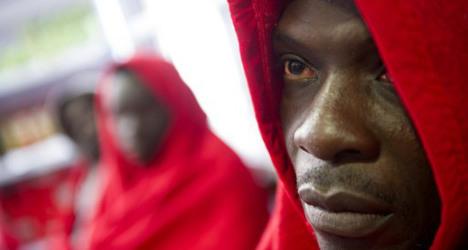 Nine migrants die in Strait of Gibraltar