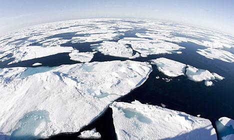 Denmark makes 'provocative' Arctic claim