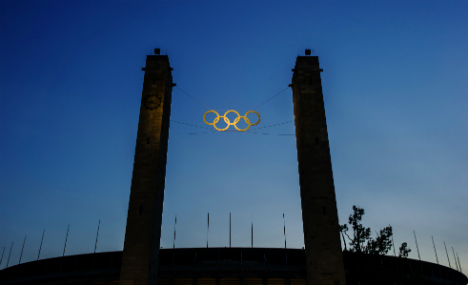 Germans eager to welcome Olympics: poll