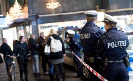 Extortionist's bomb threats shut down city