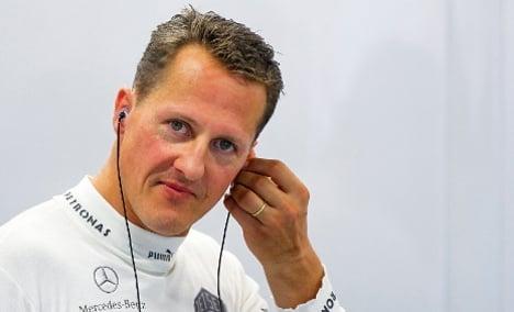 Schumacher tops Swiss internet search list