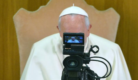 Pope Francis film in works in Argentina
