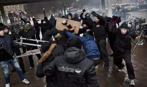 Stockholm set for anti-racism anniversary demo