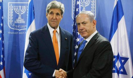 John Kerry to meet Israeli leader in Rome