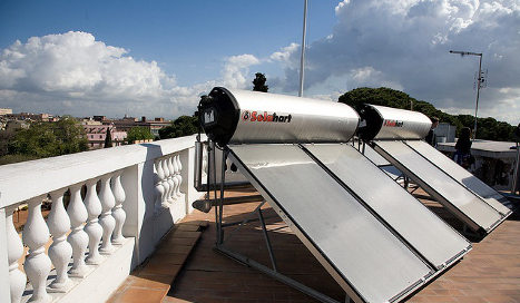 Italy improving on green energy: report