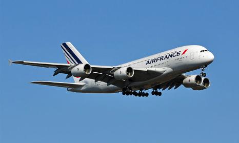 Sick pilot forces Paris-Norway flight return