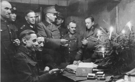 A very Weltkrieg Christmas