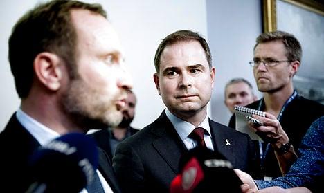 Denmark wants answers on Russian 'near miss'