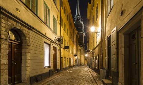 Sweden slammed for 'sexist' street signs