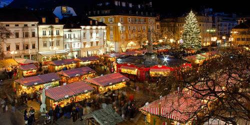 Top ten Christmas markets in Italy