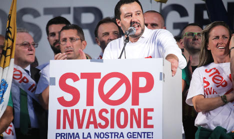 Italy's far-right leader to meet Putin in January