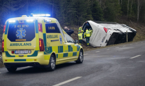 Inquiry launched into fatal Sweden bus crash