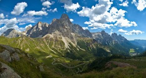 Base jumper dies on Italian mountain