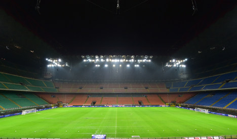 AC Milan outline new 'Emirates' stadium plans