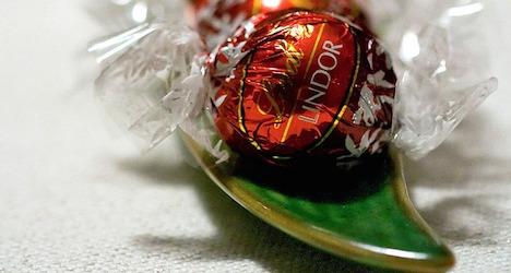 Italian thieves nab 260 tons of Swiss chocolate