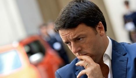 Renzi a target in neo-fascist terrorist plot