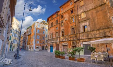 Rome unveils virtual tour through the ghetto