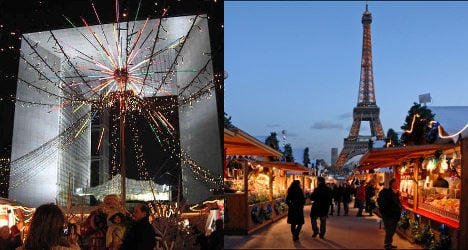The ten best Christmas markets to visit in France