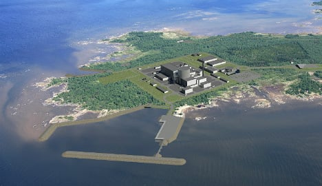 Swedes unhappy with Finland's nuclear plans