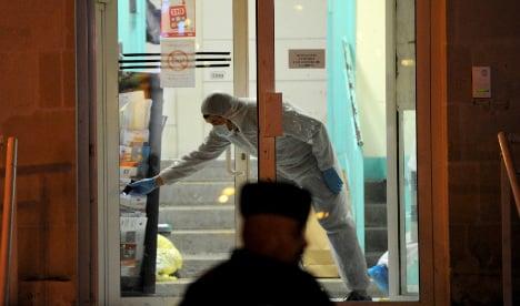 French police shoot dead 'Allahu Akbar' attacker