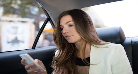 Uber drivers in Geneva allege intimidation