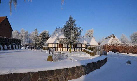 Dreaming of a White Christmas in Denmark?