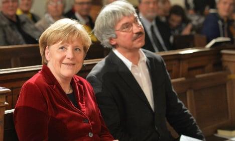 Merkel stands firm as ten year reign nears