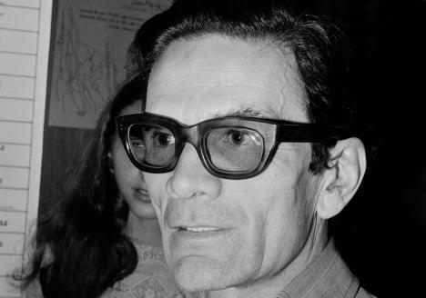 New DNA twist to Pasolini murder mystery