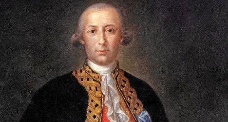 Spanish hero named honorary US citizen