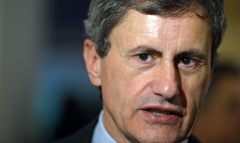 Ex-Rome mayor in city hall mafia probe