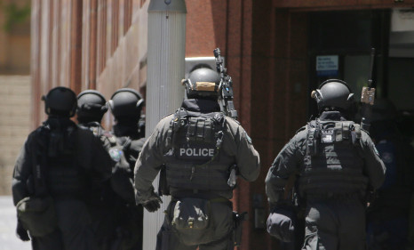 Swedes witness Sydney cafe hostage drama