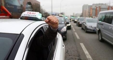 Uber fights France's January ban at EU