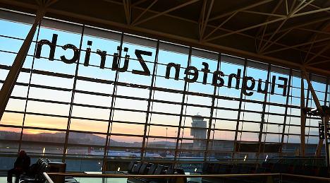 Bomb threat disrupts Zurich airport flights