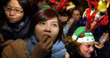 What's on in Spain: Top ideas for New Year's Eve