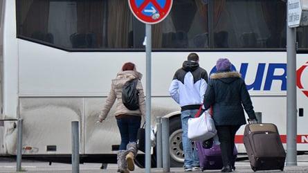 Majority of migrants to Austria from EU
