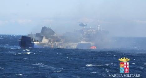 Italian ferry tragedy turns to murder mystery