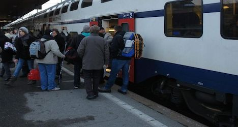 SBB moots free coffee for off-peak train users
