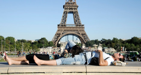 Year 2014 in France will be warmest since 1900