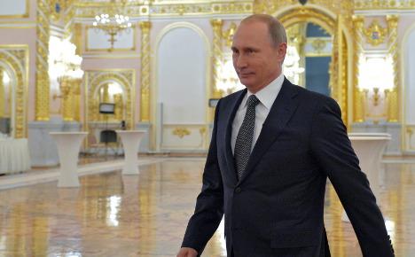 Germany rejects Putin's 'transparent' speech