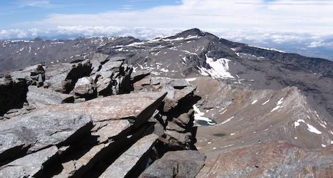 Austrian hiker's body found in Sierra Nevada