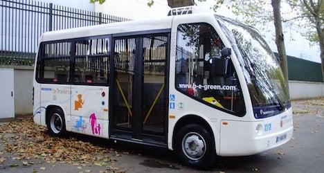 Electric minibuses to ply Geneva's historic centre