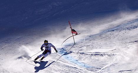 Austrian skier Hirscher dominates downhill