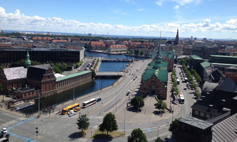 Denmark world's best country for business