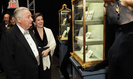 Jewels no money can buy on show in Florence