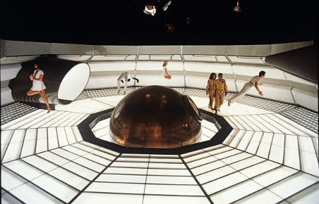 Expo fetes Berliner who put 007 in space