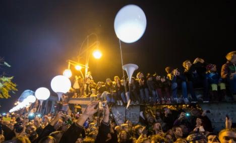 Lichtgrenze tops German words of the year list
