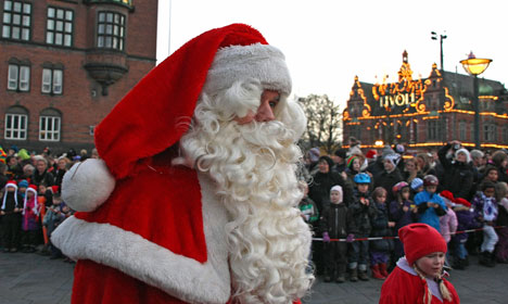 Danish Christmas: Fun, festive and flammable