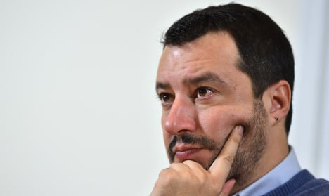 'Those who play war with Putin are idiots': Salvini