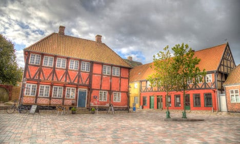 Denmark's oldest town even older than thought