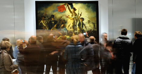 France 'loves revolution but rejects change'